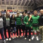 Boys Varsity Wrestling finishes 13th place at Traditional State Tournament
