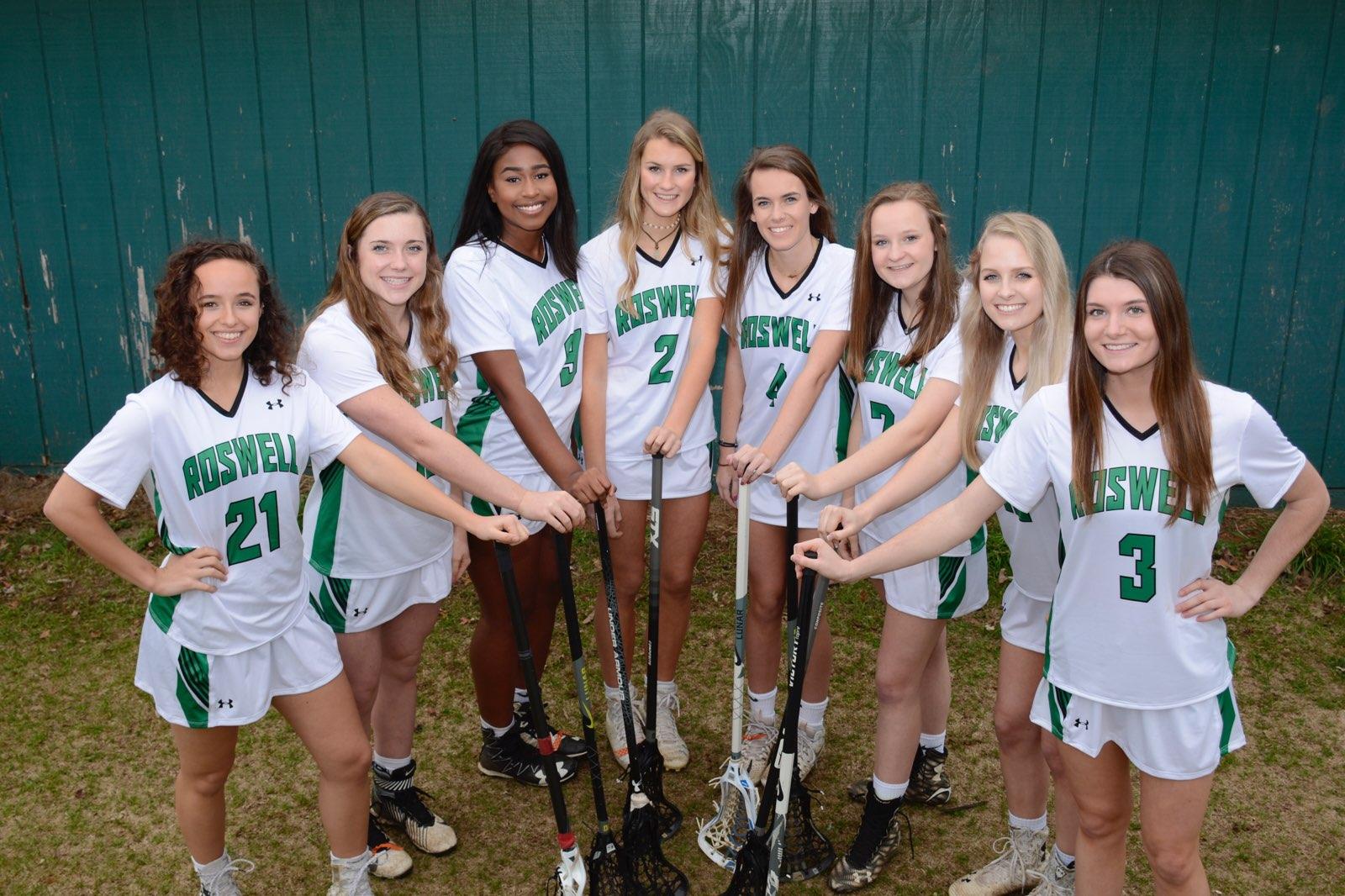 Seniors! Seniors! Seniors! – Girls Lacrosse
