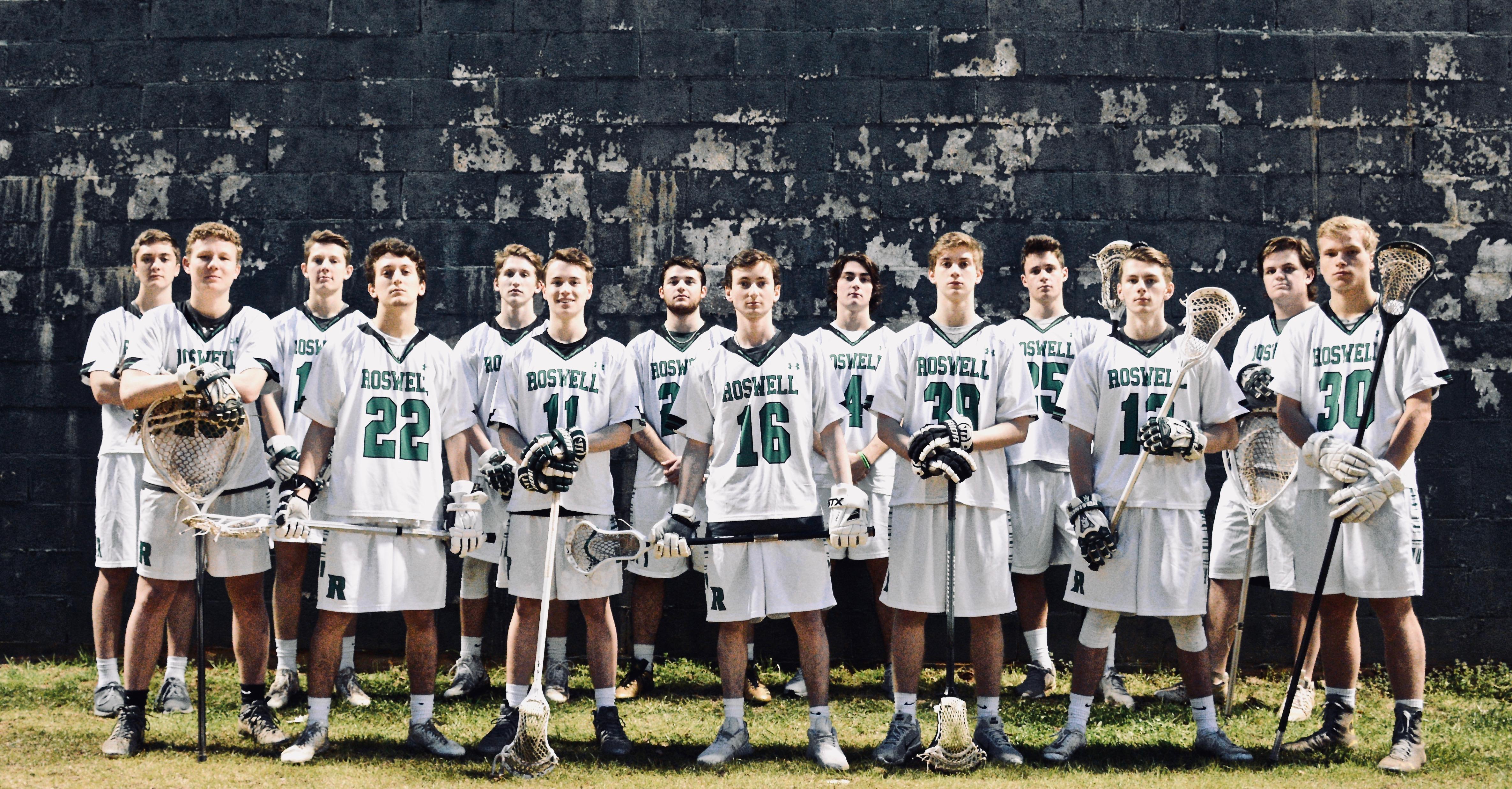 Honor the Game, Honor the Seniors – Boys Lacrosse