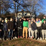 RHS Boys Soccer kicks off 2019 with MLK Day of Service!