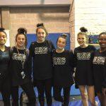 RHS Girls Varsity Gymnastics finishes 1st place at Varsity Gymnastics Meet @Pace Academy