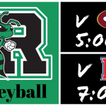 Varsity Volleyball takes on Johns Creek and Milton Tonight!