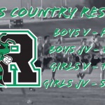 Hornet Cross Country continues great start!