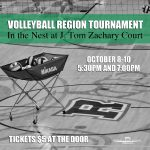 Score Update for Region Volleyball Tournament