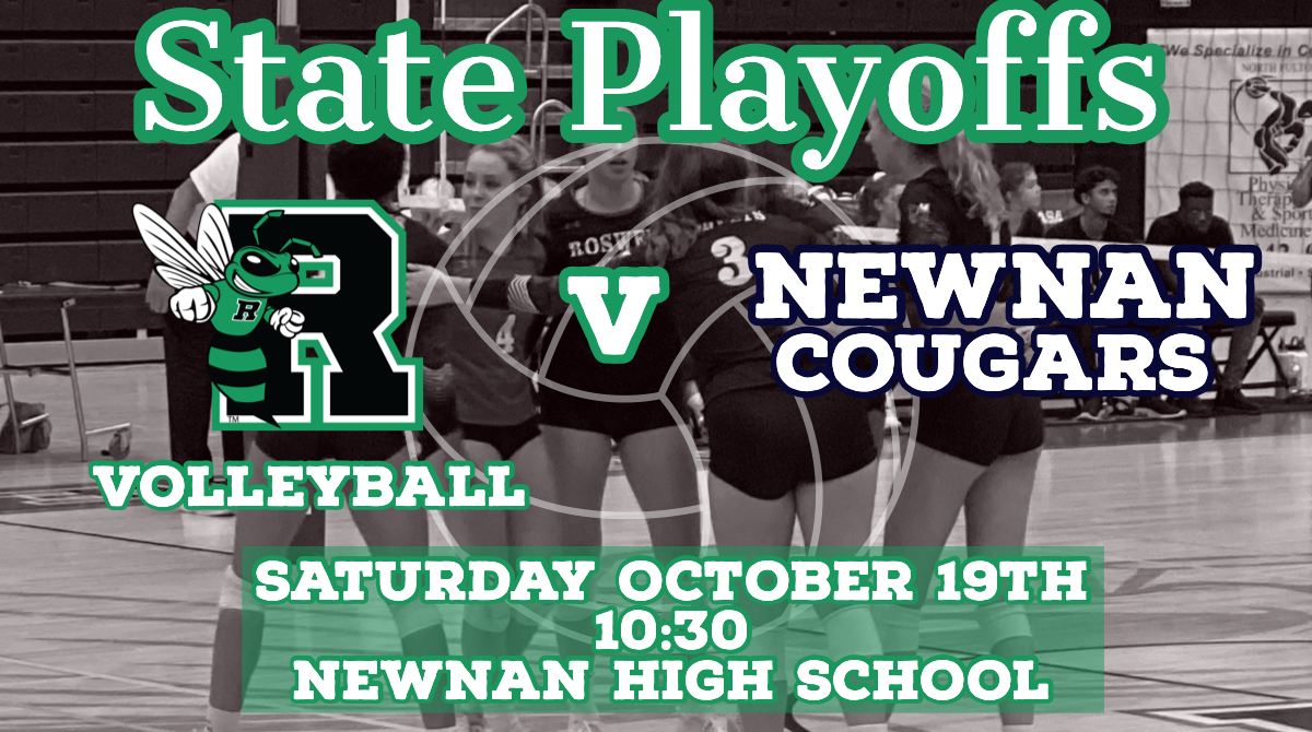 State Playoffs for Volleyball