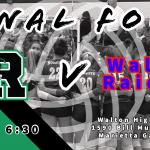 Hornet Volleyball v Walton updated information.