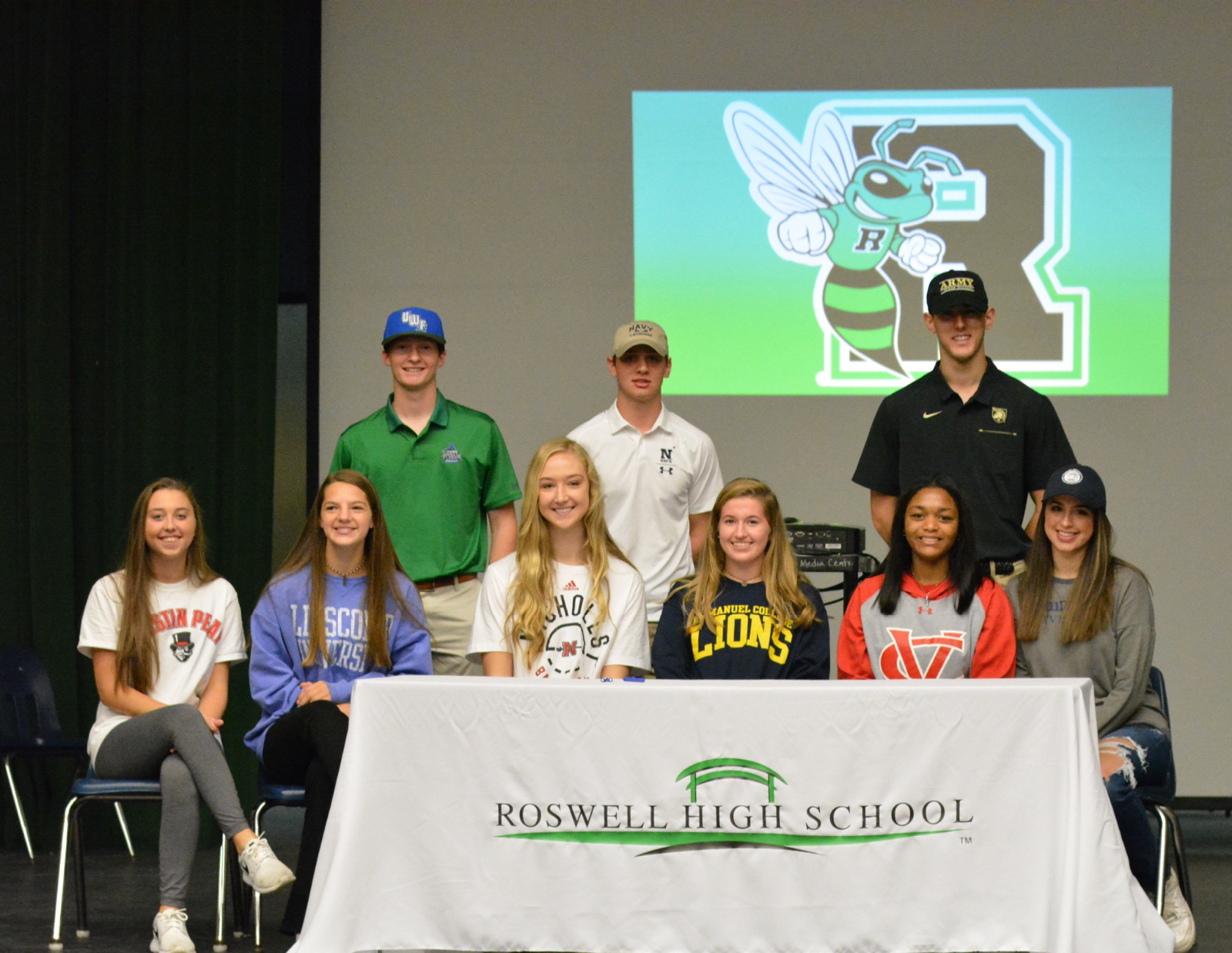 Congratulations to our early signees!!!