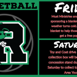 A Chance to give back with Roswell Basketball