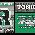 Region Swim Meet Tonight