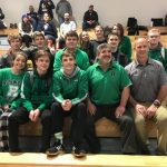 Four Hornets qualify for state tournament