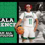 Makala Torrence is 1st Team All North Fulton