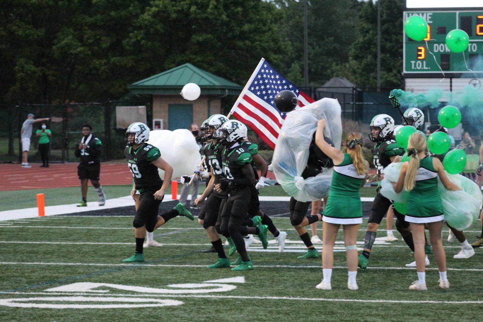 Football Photos vs Centennial 9/18/20