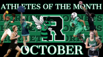 Roswell Athletes of the Month: October