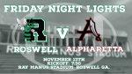 Friday Night Lights information: Roswell v. Alpharetta