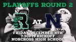 Friday Night Lights: Game Day information for Roswell v. Norcross 2nd Round Playoff Game
