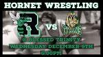 Hornet Wrestling takes on Blessed Trinity!