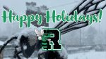 Roswell Athletics would like to wish everyone a Happy Holidays!!!