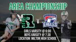 Hornet Lacrosse will battle it out with Milton for Area Championships