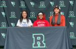 Roswell Athletes headed to play in college!