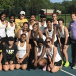 North Farmington High School Girls Varsity Tennis finishes 2nd place