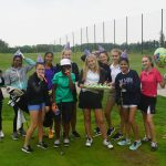 Mid Season Girls Golf