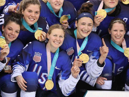 Congratulations to Gold Medalist & Raider Alum Megan Keller