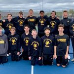 Boys Varsity Tennis finishes 4th place at MHSAA Regional 11-2