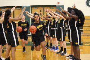 Girls Varsity Basketball 12.03.2018