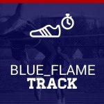 Track Teams Defeat Liberty and Carolina