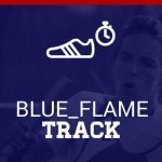 Blue Flame Track Pictures 3-8-16