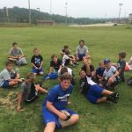 Youth Football Camp 2015