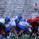 Greenville Football Scrimmage Pictures