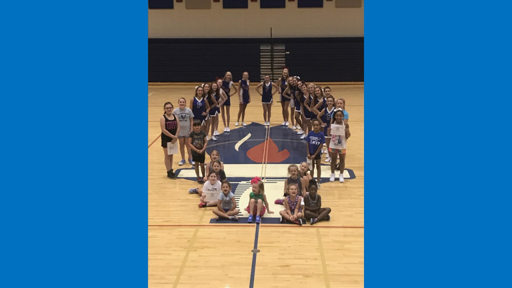 PHS Cheerleading Summer Camp