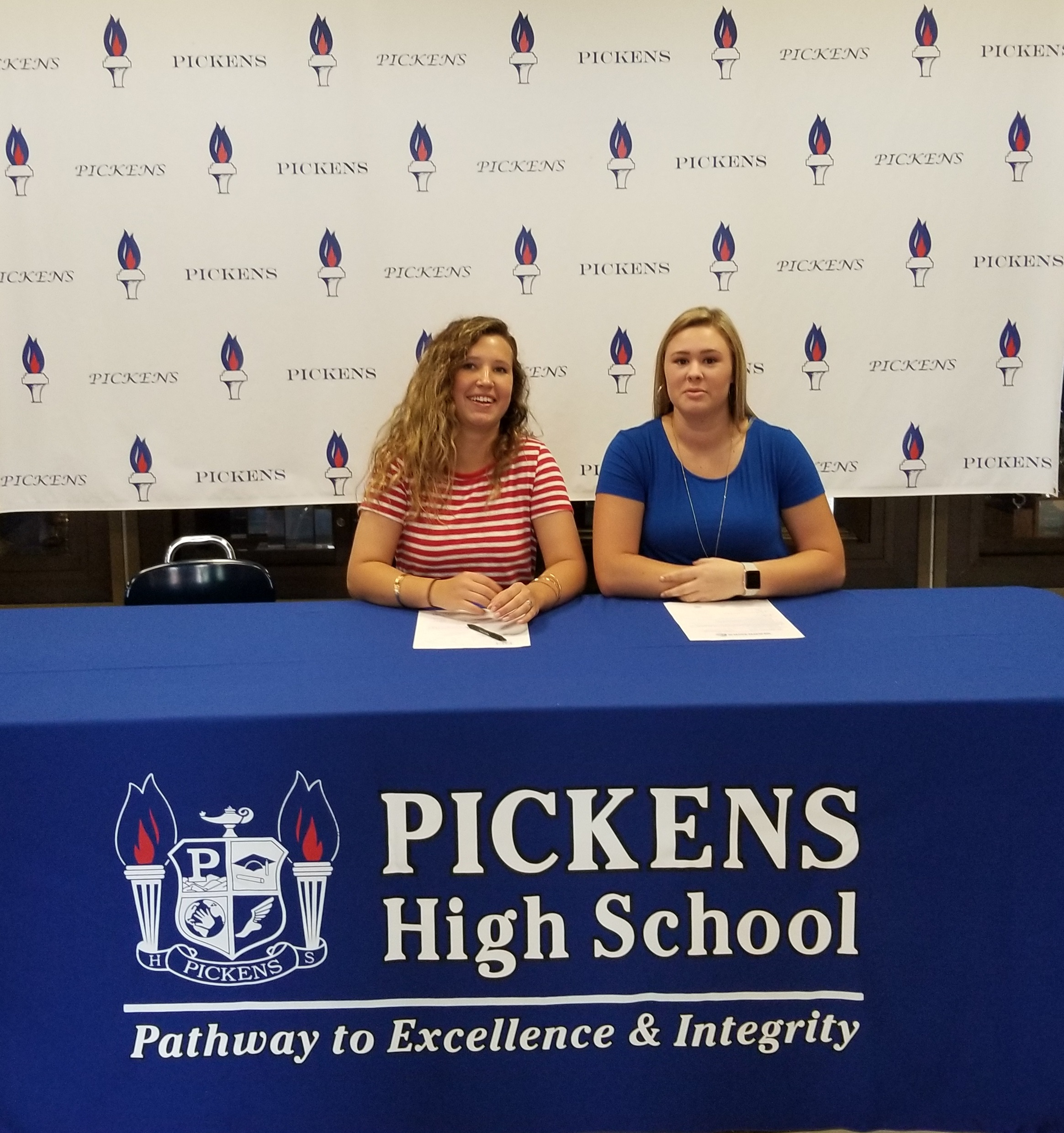 Holford and Soles Sign with SWU