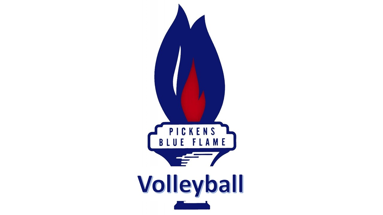 Lady Blue Flame Volleyball Wins Region