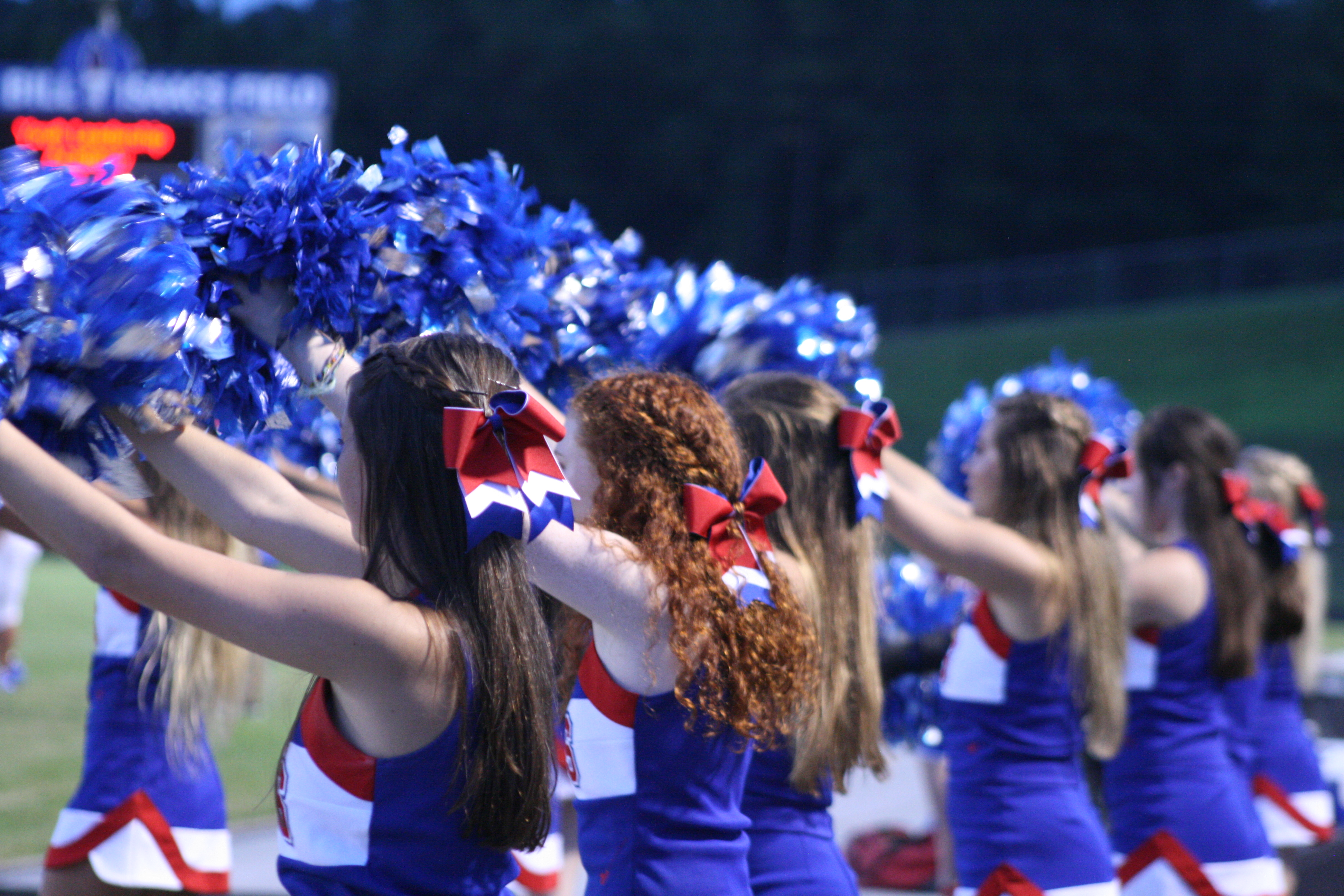 Cheerleading Sign-ups and Tryouts