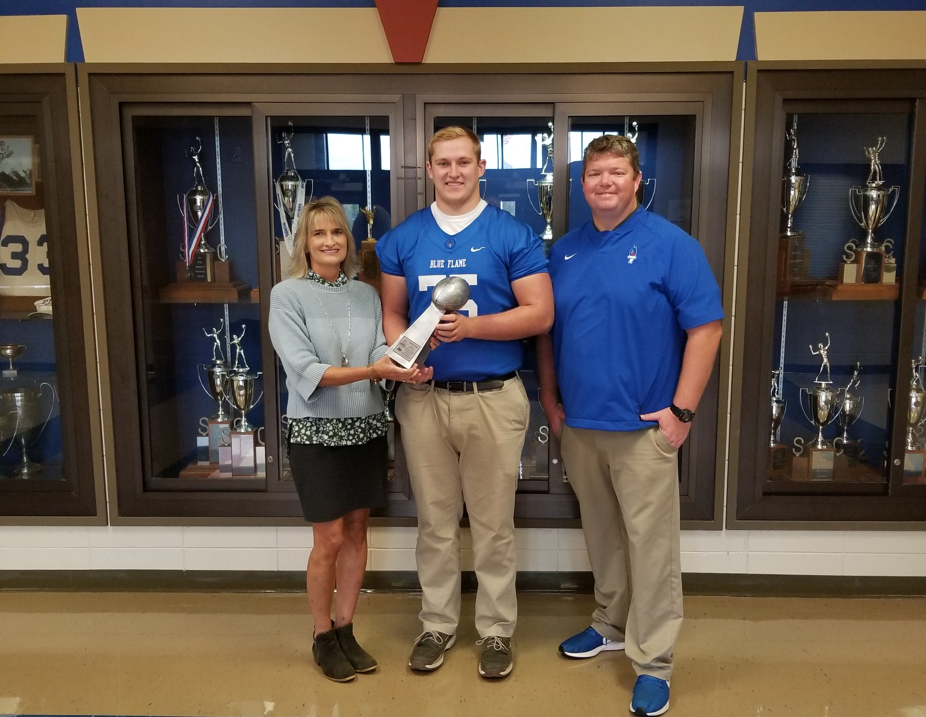 Braden Gravely Accepts Invite to Play in the Touchstone Energy Bowl