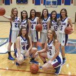 Noblitt and Page Make the Region 1-AAAA Girls' Basketball Team