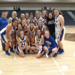 Lady Blue Flame Basketball Placed Second in the Apple Classic Tournament