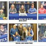Pickens County Courier Article on Blue Flame Athletes