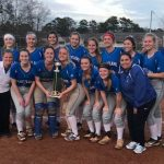 Lady Blue Flame Softball Wins the Berea Bulldogs Preseason Tournament