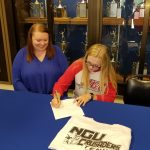 Taylor Rackley Signs with North Greenville to Play Tennis