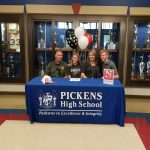 Abi Bergholm Signs with Newberry to Run Track