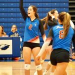 Lady Blue Flame JV Volleyball Defeats Eastside 2-0 on 9-5-19