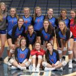 Congratulations to the Lady Blue Flame JV Volleyball Team