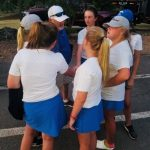 Lady Blue Flame Golf vs BHP and Daniel