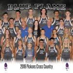 Final Regular Season Meet for Blue Flame Cross Country