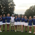 Lady Blue Flame Golf Defeats TR