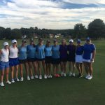 Lady Blue Flame Golf Results from Region 1 Championship, Harkins and Turner Make All Region