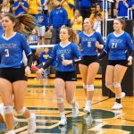 Lady Blue Flame Volleyball Team is Runner-up in State Championship(Photos courtesy Robert Bradley)